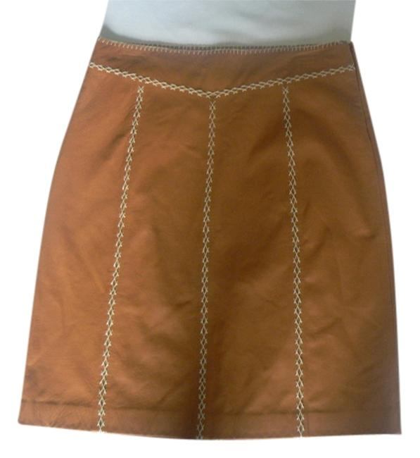 Preload https://img-static.tradesy.com/item/5868613/gap-camel-khakis-leather-knee-length-skirt-size-6-s-28-0-0-650-650.jpg
