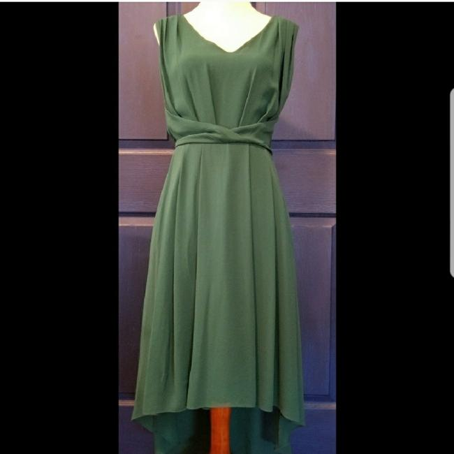 Preload https://img-static.tradesy.com/item/5868805/teal-green-na-mid-length-formal-dress-size-os-one-size-0-1-650-650.jpg