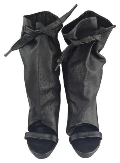Preload https://item5.tradesy.com/images/balenciaga-leather-mid-calf-open-toe-bootsbooties-size-us-75-5868859-0-0.jpg?width=440&height=440