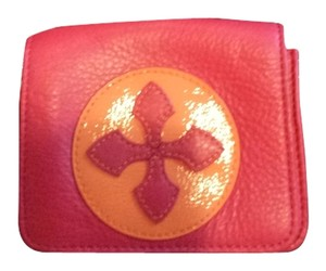 Kate Spade Leather Cross Insignia Shoulder Bag