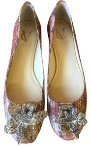 Vince Camuto Pink Flats