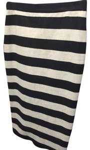 A.L.C. Skirt Black and White