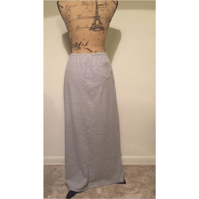 Perfect summer lounge skirt size m Maxi Skirt Grey