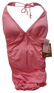 Juicy Couture Stunning Juicy Couture pink one piece bathing suit new!!!!
