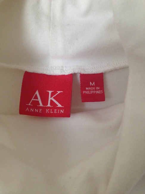 Anne Klein Top Off White