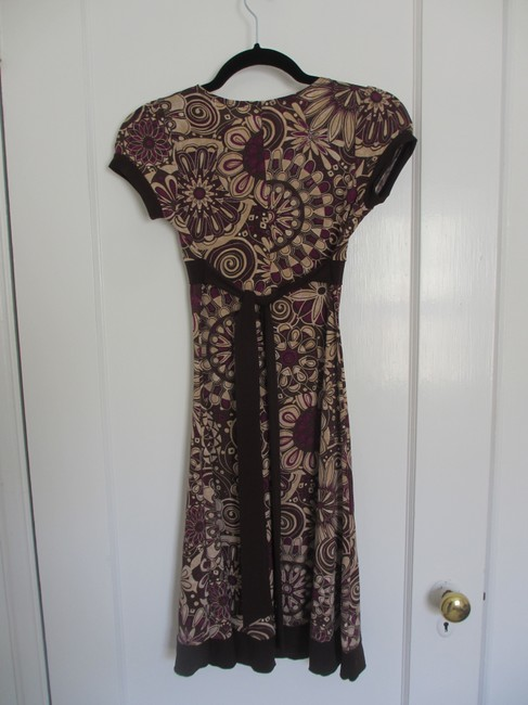 Other short dress Brown on Tradesy