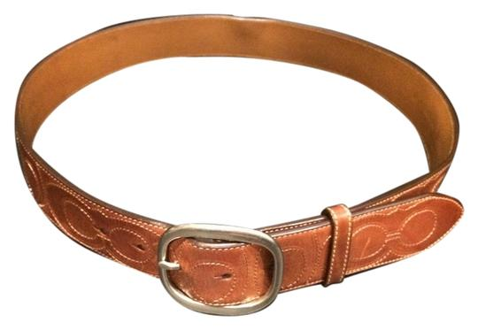 Coach Belt Size Medium