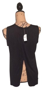 Gap back slit shirt size large Top Blac