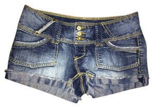 Mudd Mini Denim Size 5 Mini/Short Shorts Demin