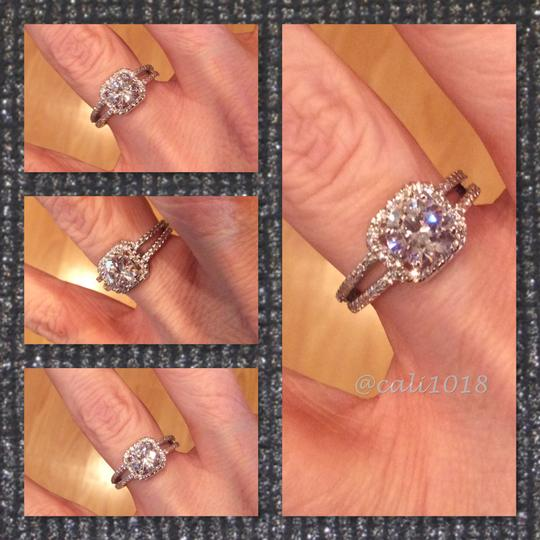 Other SUNDAY ONLY SALE New 925 Sterling Silver CZ Engagement/Wedding/Anniversary Ring Sz 6 Image 1