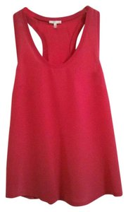Joie Silk Top Fuschia
