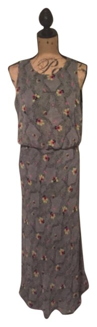 Multi color Maxi Dress by Perfect summer dress