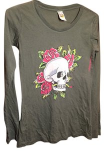 Ed Hardy T Shirt Green