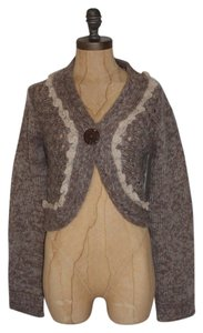 Anthropologie Knit Shrugh Cardigan