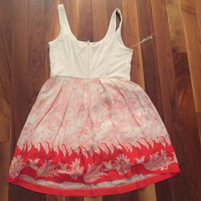 Ruby Rox Night Out Date Night Wedding Guest Summer Short Flirty Poofy Patterned Dress