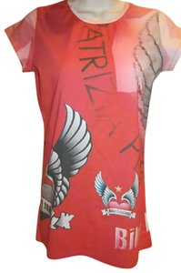 Patrizia Pepe T Shirt Red/Pink