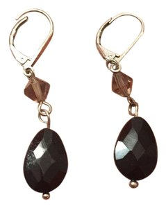 Lia Sophia Black Lia Sophia earrings