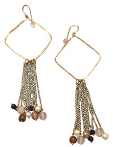 Lia Sophia Lia Sophia Gold Earrings