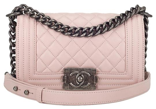 Chanel Boy Cc Limited Cross Body Bag