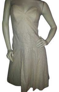 Robin Jordan Eyelet Summer Cool Dress