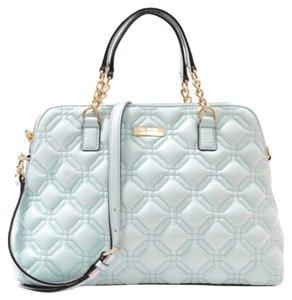 Kate Spade Satchel in Grace Blue
