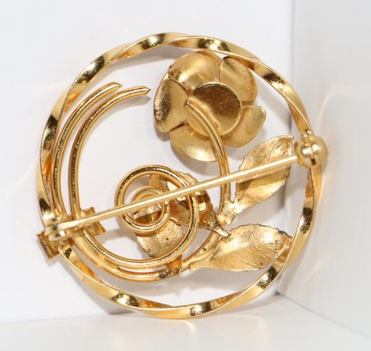 Other Gold 12k G.F Brooch- Vintage