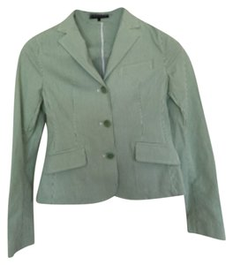Theory Green Blazer