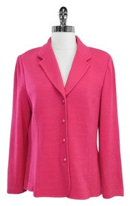St. John Pink Knit Jacket