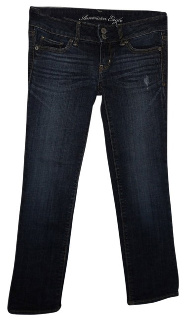 Preload https://item1.tradesy.com/images/american-eagle-outfitters-dark-rinse-capricropped-jeans-size-24-0-xs-5875300-0-0.jpg?width=400&height=650