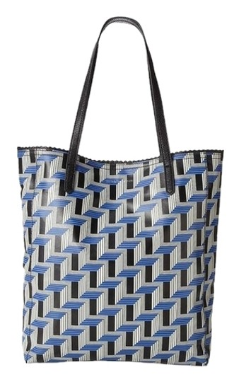 BCBGeneration Tote in Blue/Black