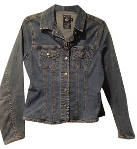 Faonnable Womens Jean Jacket