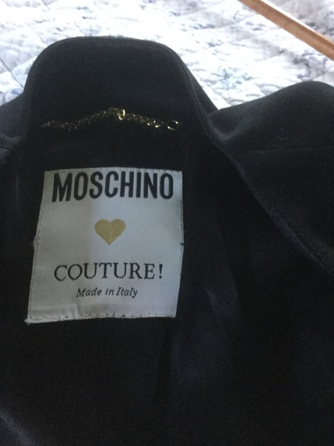 Mochino couture evening skirt suit Mochino Couture evening suit was worn with sequin bustier see added listing