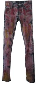 Rock & Republic & Colorful Straight Leg Jeans-Medium Wash