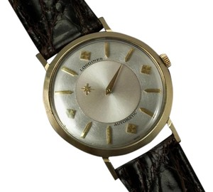 Longines 1950's Longines Vintage Mystery Dial Admiral 1200 Watch - 10K Gold Filled