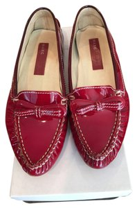 Marc Jacobs Patent red leather Flats