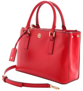 Tory Burch Tote in Kir Royale