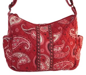 2cd9f9ccdf82 Red Vera Bradley Cross Body Bags - Up to 90% off at Tradesy