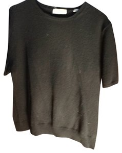 Lord & Taylor & Cashmere Tee Shirt Sweater