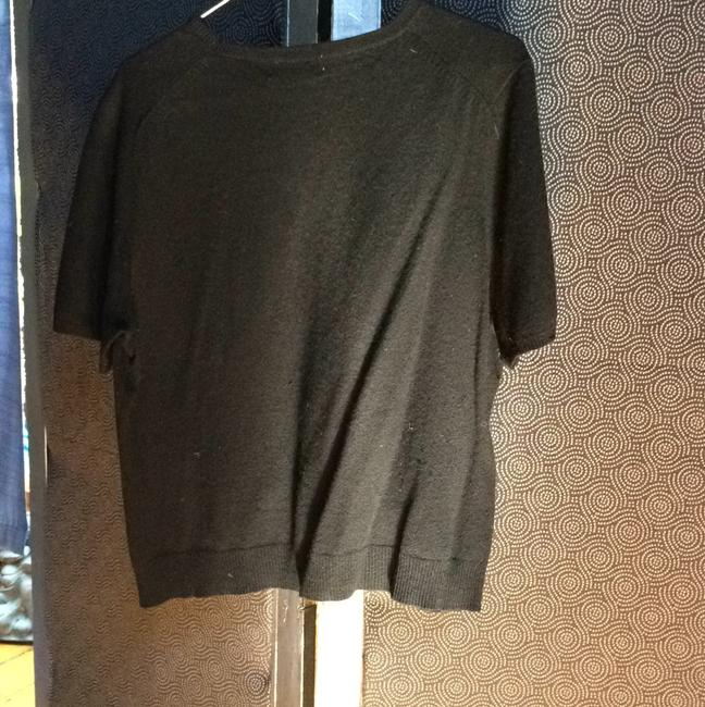 Lord & Taylor Cashmere Tee Shirt Sweater