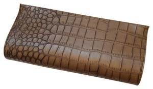 Banana Republic Brown Clutch