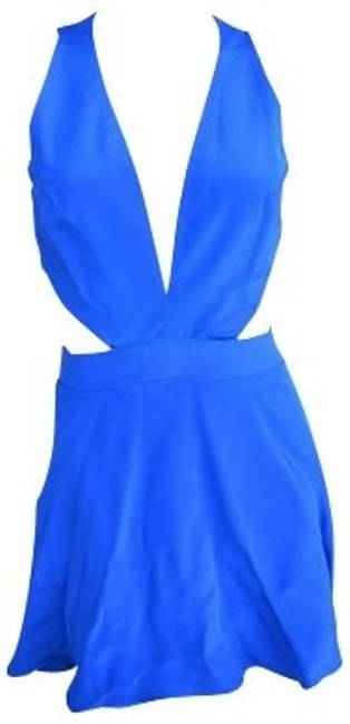 Preload https://img-static.tradesy.com/item/588/naven-blue-night-out-dress-size-2-xs-0-0-650-650.jpg