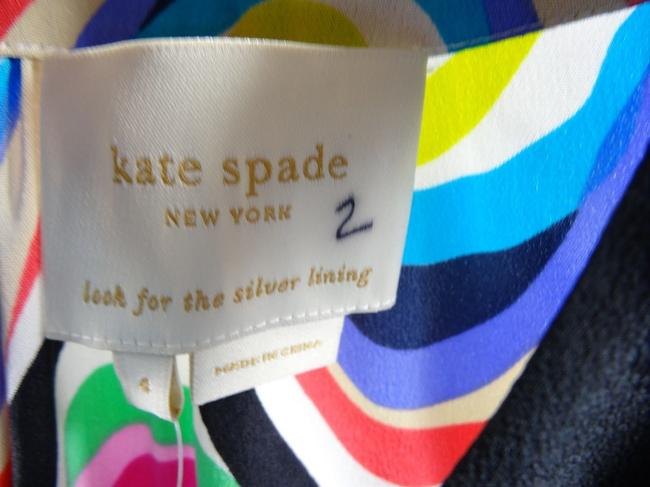 Kate Spade short dress New York Framed Colorblock Multi Brighton Wave Size 4 on Tradesy