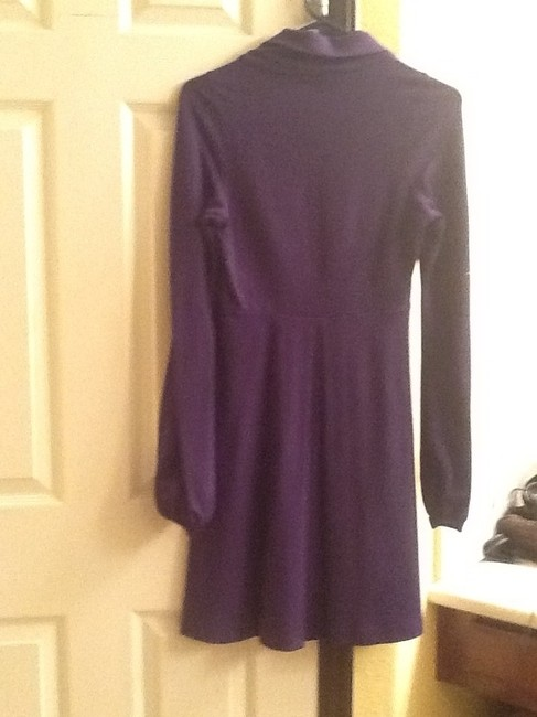 Stile by Bennetton short dress Purple on Tradesy