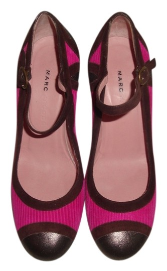 Marc Jacobs Pink Pumps