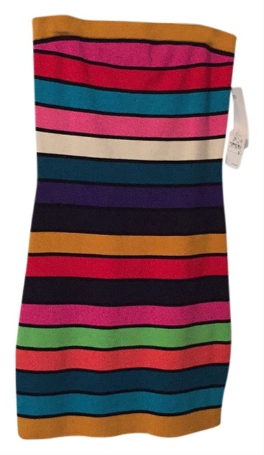 Preload https://item5.tradesy.com/images/french-connection-multicolor-79566527-above-knee-night-out-dress-size-8-m-5880529-0-0.jpg?width=400&height=650