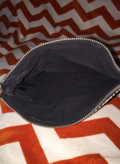 Express Studded Wristlet in Black Animal Print