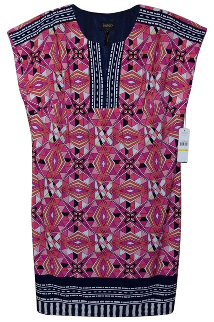 Preload https://item4.tradesy.com/images/laundry-by-shelli-segal-dress-pink-5880733-0-0.jpg?width=400&height=650
