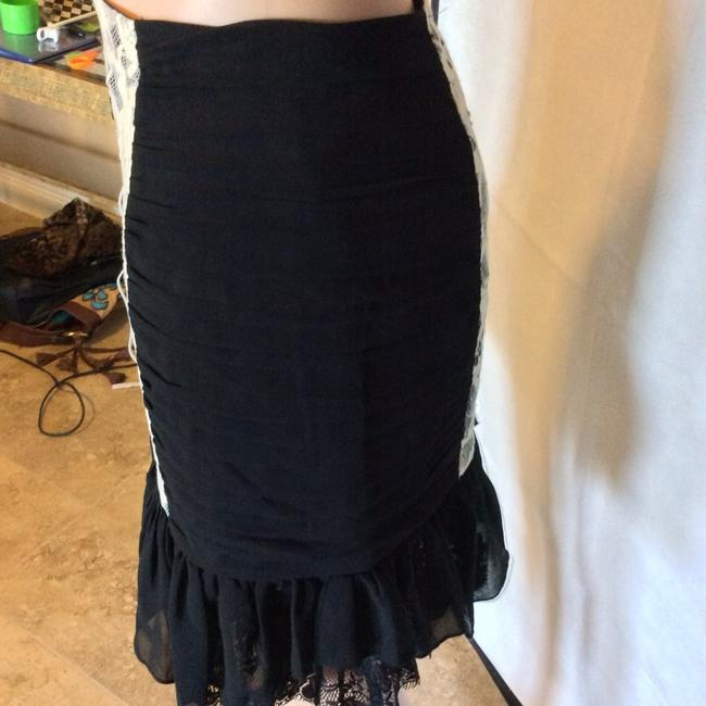 Twelve by Twelve Skirt Black/cream
