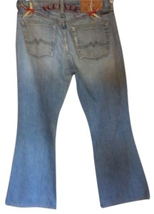 Lucky Brand Boot Cut Jeans-Light Wash