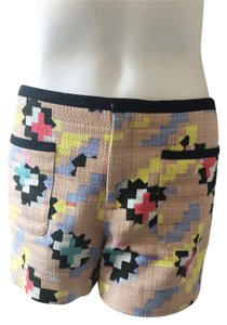 Rachel Roy Mini/Short Shorts Multi